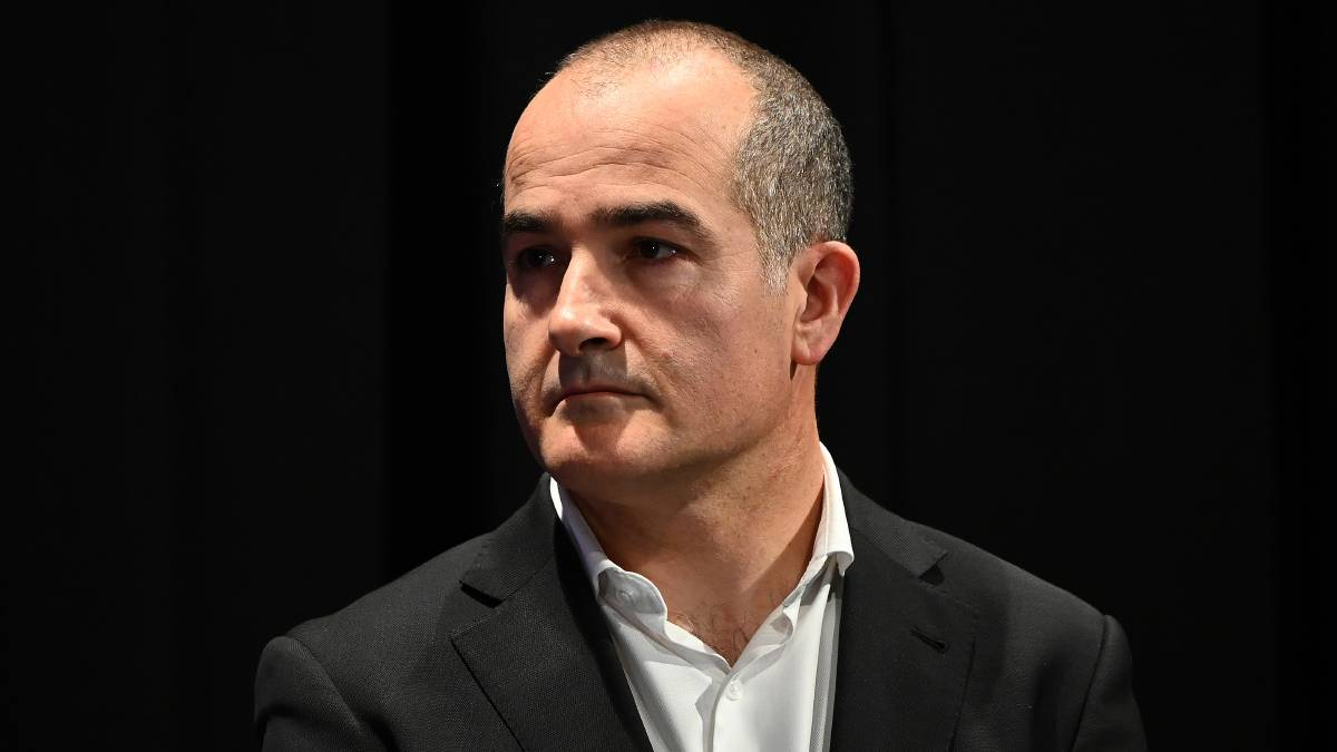 Acting Victorian Premier James Merlino. Picture: Getty Images