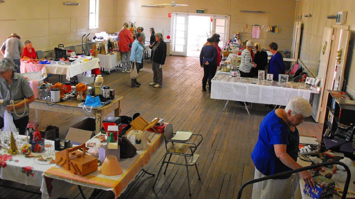 The monthly Moorbel Hall Markets are back this weekend on Saturday, February 6 from 8am to 12pm.