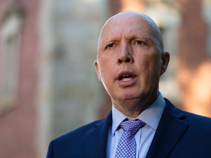 Peter Dutton has declared Australia will never compromise its values to appease China.