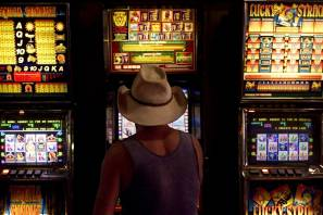 ALL GONE: Liquor and Gaming NSW' report shows almost $19 million net profit has been made by electronic gaming machines in this region.